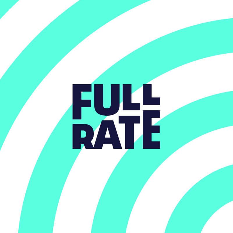 Billedresultat for Fullrate logo png